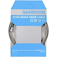 Shimano SHNO5 Y-80098320 - Cable de freno para bicicleta de carreras, color negro