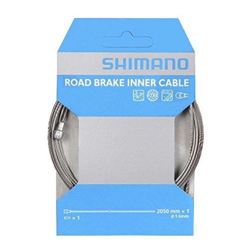 Shimano Bremszug Rennrad, schwarz, Länge: 2.05 mm