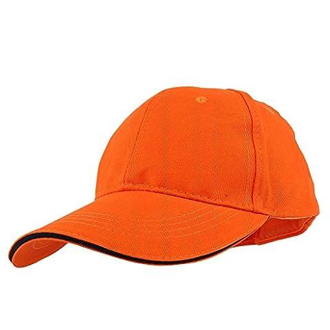 Faleto casquette baseball unisexe anti-ultraviolet flexible Sécher rapidement translucide anti-soleil