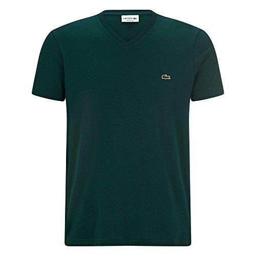 Lacoste Herren T-Shirt Khaki (44) 6
