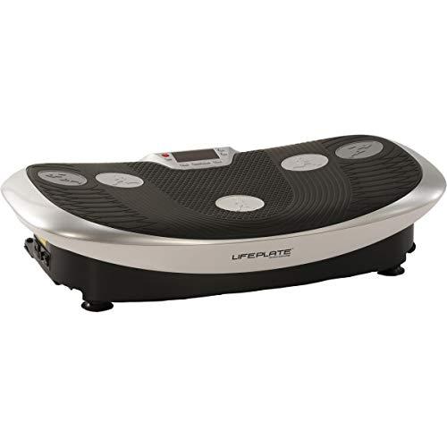 Maxxus Plataforma de vibración Lifeplate 3.1 con vibración Vertical oscilante - Frecuencias Bajas de Entrenamiento - Mando en la muñeca - simulación de Caminar