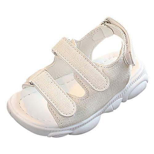 Kinder lässigsandalen Sommer Sandalen bequem weiche rutschfeste Flache offene zehen Sport Strand Sandalen Baby Kleinkind Sandalen (Rogers Kinder Jack)