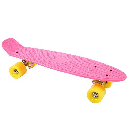 ancheer-monopatn-skateboards-tabla-de-pp-ruedas-de-pu-multicolores-de-22-pulgadas-retro-de-crucero