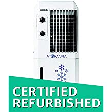 (Renewed) Usha Atomaria 9-Litre Personal Air Cooler (White)