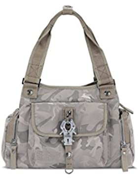 GG&L Tasche ROCKET BABE camou karma 901 Camouflage