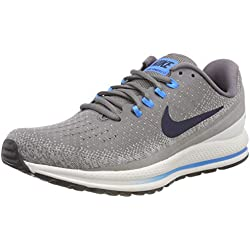 Nike Air Zoom Vomero 13, Zapatillas de Running para Hombre, Gris, 44 EU