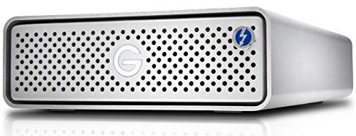 G-Technology G-Drive Thunderbolt 3 - Disco Duro Externo