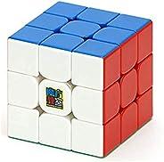 CuberSpeed MFJS RS3 M 2020 3x3 Speed Cube stickerless Mofang Jiaoshi MF3RS3 M V2 Cube