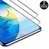FUMUM Huawei Mate 20X Panzerglasfolie, Premium 9H HD Schutzfolie für Huawei Mate 20X (18.28cm) Schutzglas [Anti Fingerabdruck] Bubble-frei-2 Pack