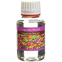 Cupcake world Arôme Alimentaire Intense Digestive Biscuit 100 ml
