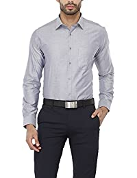 Stop by Shoppers Stop Mens Slim Collar Printed Shirt