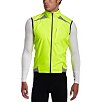 Gore Bike Wear Visibility Windstopper Active Shell - Chaleco para hombre, color amarillo neón, talla M