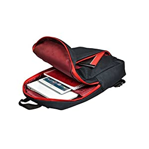 41m0xqLFpBL. SS300  - Port Designs Sac a Dos ordinateur Portable Portland - 15,6' - Compartiment renforcé Notebook + compartiment tablette…