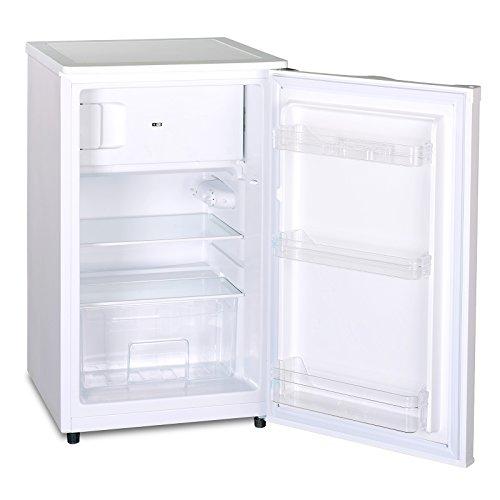 Kühlschrank mit Gefrierfach A++ (90 Liter) 4-Sterne-Gefrierfach (-18 ...