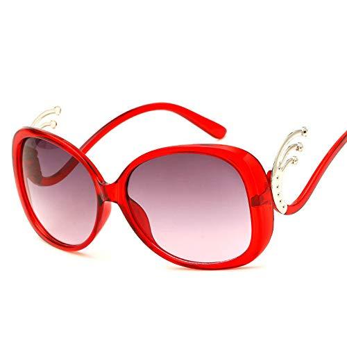 WET0VSD Übergroße Retro Eyewear Uv400 Vintage Männer Frauen Sonnenbrillen Kröte Objektiv Verhindern Sonnenbrille Big Frame Brille