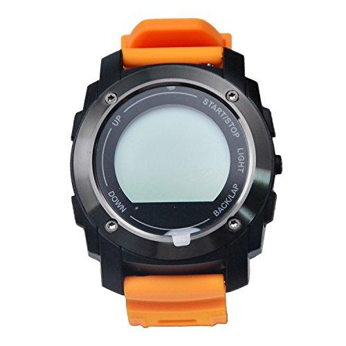 Reloj Deportivo Cronometro - Reloj De Pulsera Grande