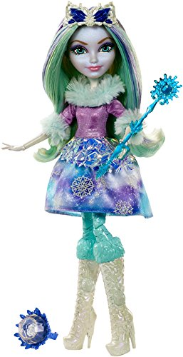 Mattel Ever After High DKR67 - Ewiger Winter Crystal