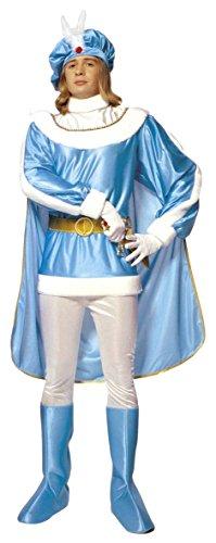Widmann-cs923547/L-Kostüm Prince blau Größe L