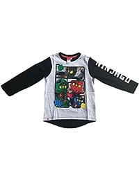 lego ninjago - Camiseta de Manga Larga - para Niño