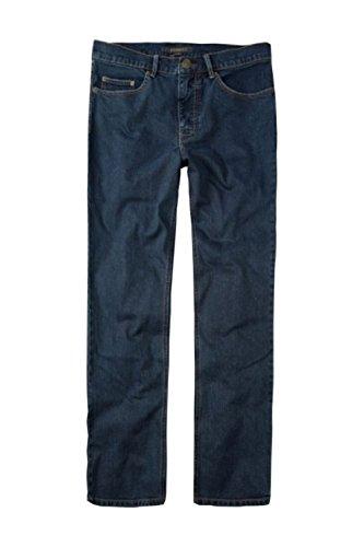 Paddock`s Herren Jeans Ranger - Slim Fit - Blau - Tinting Used Wash Darkblue