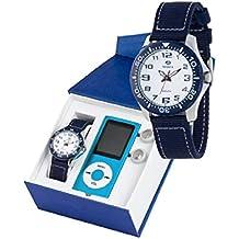 52f80549d855 Reloj Marea Cadete B35278 1 Tela MP4 de Regalo