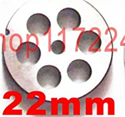 Pinkdose Brown: Xmt-Home Stainless Steel Nozzle for Meat Grinder for 32 Grinder 99Mm Nozzles 1Pc