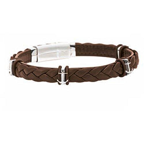 bracciale uomo gioielli Bliss Yale trendy cod. 20069737