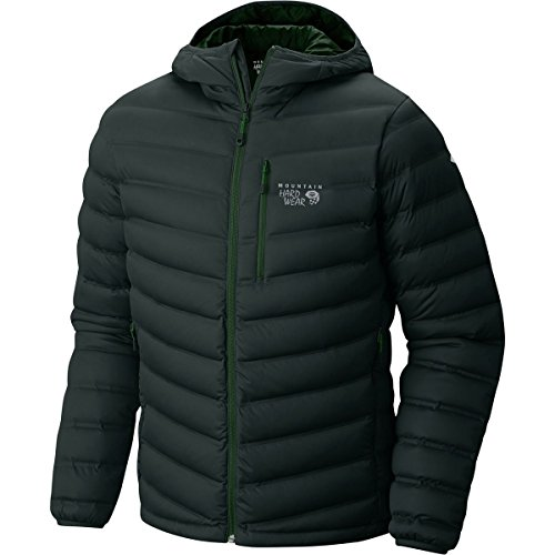 Mountain Hardwear stretch Veste en duvet à capuche pour Dark Forest