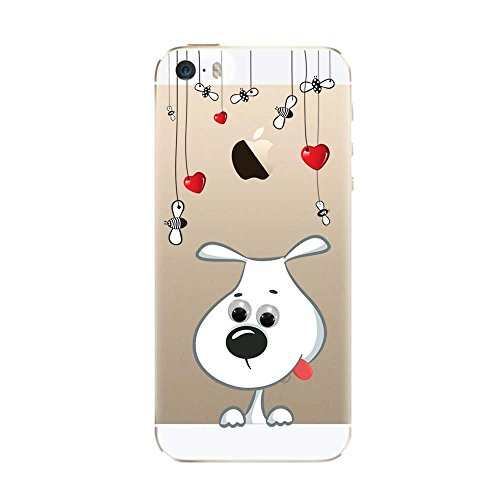 TPU Softcae durchsichtige Protective Schutzhülle Handycover Etui Staubdicht Telefon-Kasten Case Shell Abdeckung Back Cover 3d verrückten Augen iPhone 6 Plus 6s Plus Graphic 397