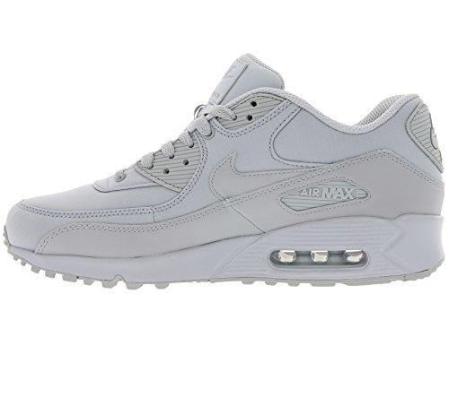 Nike Schuhe Air Max 90 Essential Herren wolf grey-wolf grey-wolf grey (537384-068)