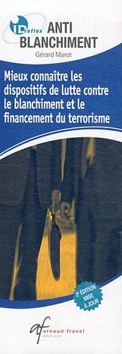 Anti-blanchiment par Gérard Marot