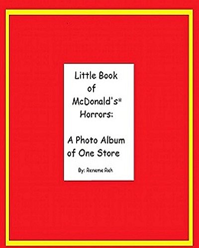 Little Book of McDonald's® Horrors: A Photo Album of One Store (English Edition)