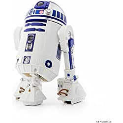 Sphero Star Wars R2-D2 App-Enabled Droid, Color Azul, Blanco, 17 cm (R201ROW)
