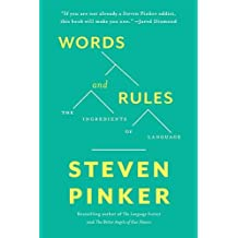 Words and Rules: The Ingredients of Language (Science Masters Series)