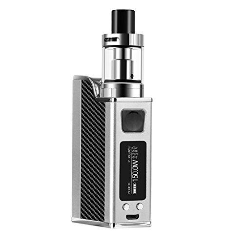 150W E Cig Smart Mod Box Elektronische Zigarette E Zigarette Temperaturregelung mit 0.91