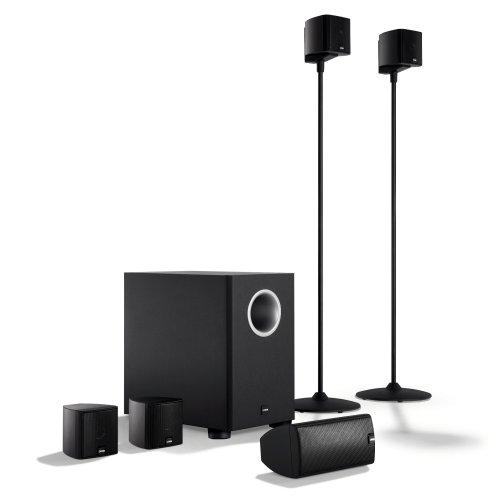 Canton Movie 60 CX 5.1 Lautsprecher-System schwarz