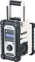 Makita DMR109W DAB Radio - White