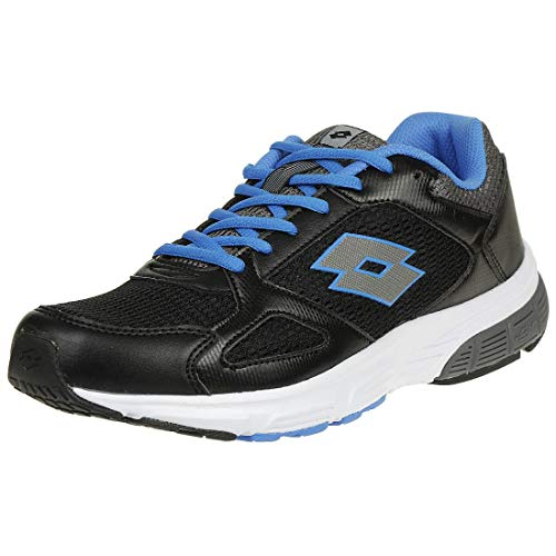 Lotto Scarpe Running T6593 Blk/Tit Gry 12,5