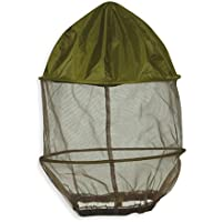 Tatonka - Mosquitera para la cabeza verde cub Talla:40 x 31 x 31cm