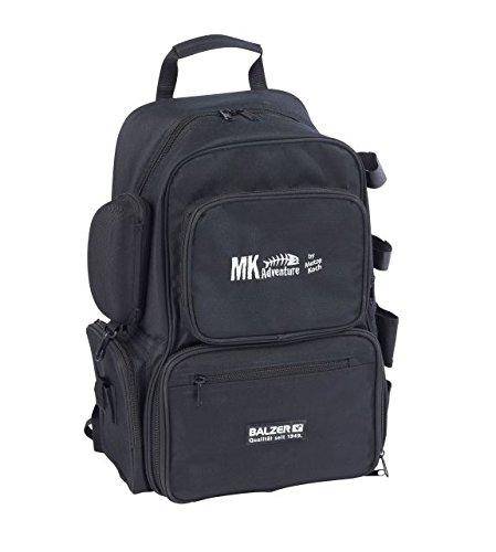 Balzer MK Adventure Matze Koch Rucksack mit Boxen