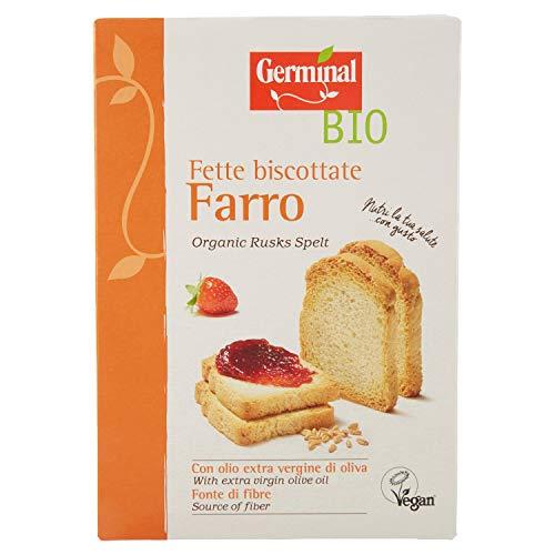 Germinal Bio Fette Biscottate Farro 200 gr