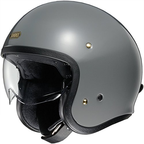 Preisvergleich Produktbild Kopfhörer Shoei J. O hellgrau XXL