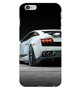Amazing Car 3D Hard Polycarbonate Designer Back Case Cover for Apple iPhone 6