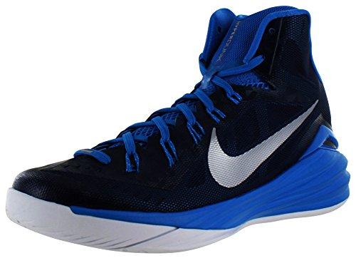size 40 088a9 cc37d ... closeout slvr nike basketball mannen mttlc 2014 bl hyperdunk w pt  sporten blå sko midnatt nffzxs