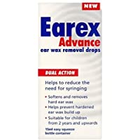 Earex Advance Ear Wax Removal Drops With Dual Action 15ml preisvergleich bei billige-tabletten.eu