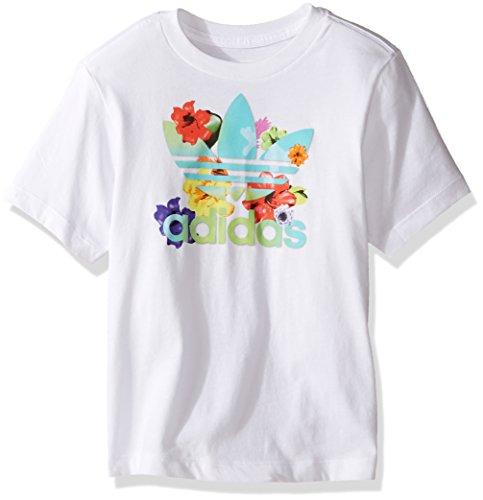 adidas Mädchen   Oberteil  -  weiß -  (Apparel Athletic Toddler)