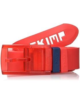 SKIMP Originale, Cinturón para Hombre, Rojo, UNICA