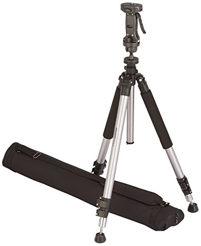 AmazonBasics 177-cm Pistol Grip Tripod with Bag