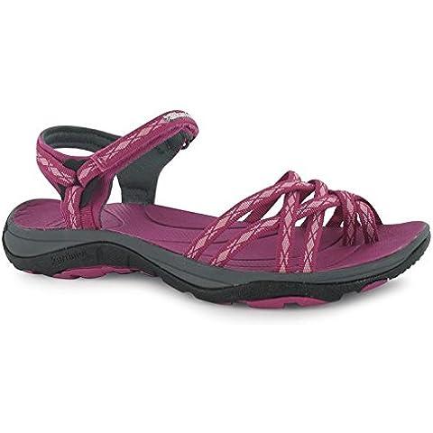 Karrimor para mujer Salina Mujer Exterior Sandalias Verano Zapatos de Senderismo acolchadas