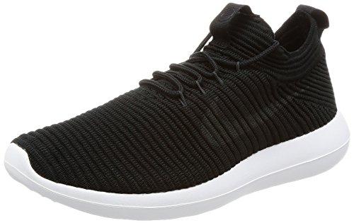 Women's Nike Roshe Two Flyknit V2 Black/Anthracite-Black-White (5.5 B(M) US)